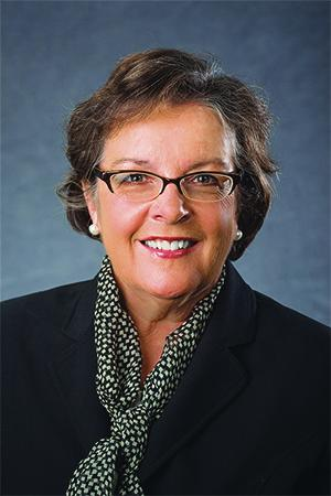 Nancy Cox, Dean, College of Agriculture, Food and Environment