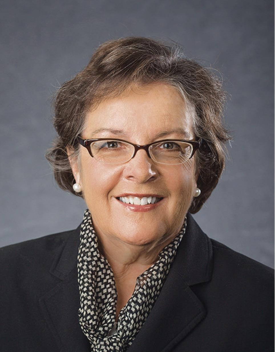 Dean Nancy Cox Headshot