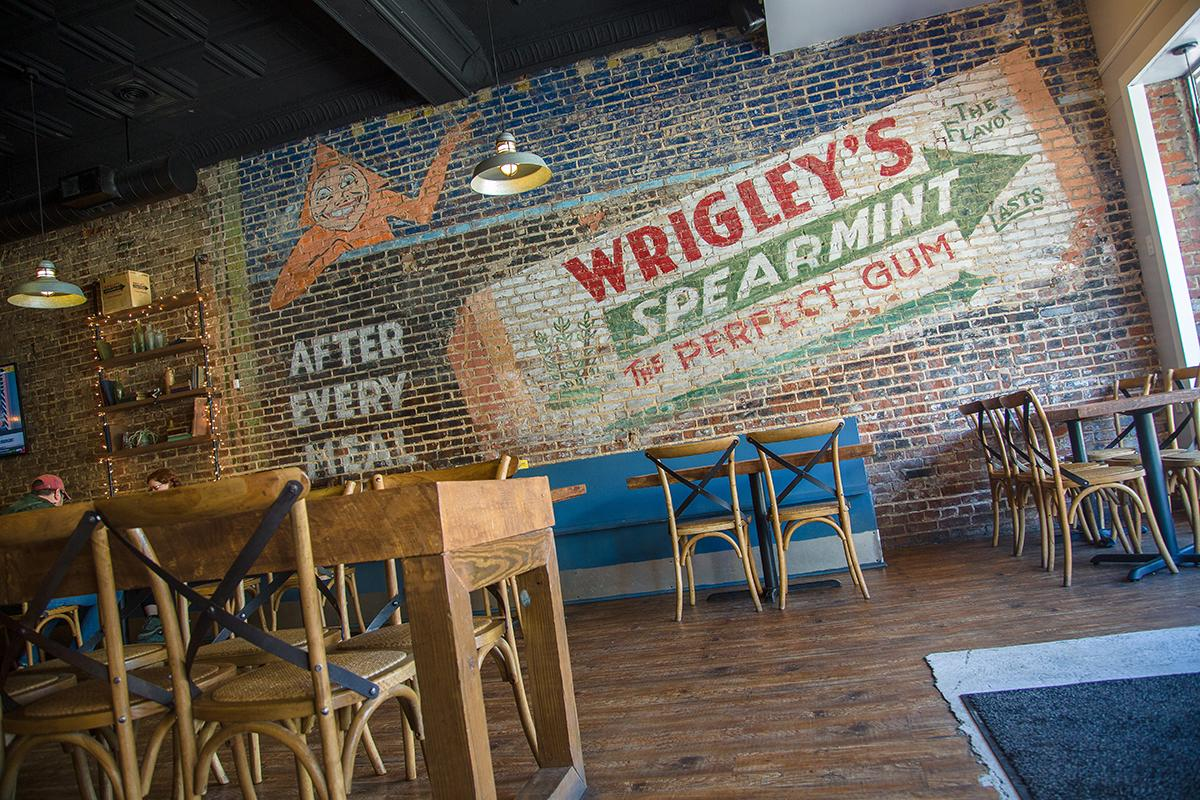 The Wrigley Taproom