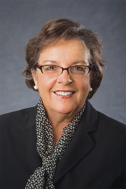 Nancy Cox, Dean of the College of Agriculture, Food and Environment
